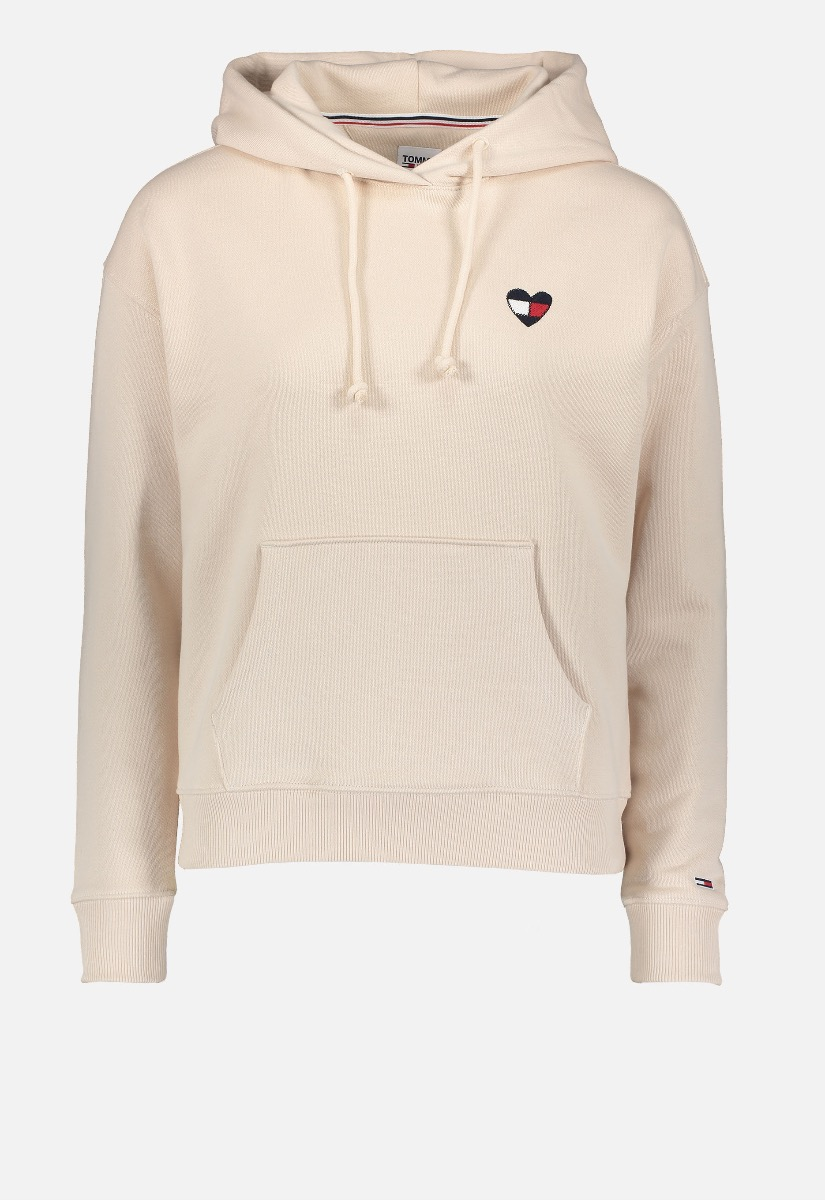 Tommy Jeans Heart Hooded Sweater