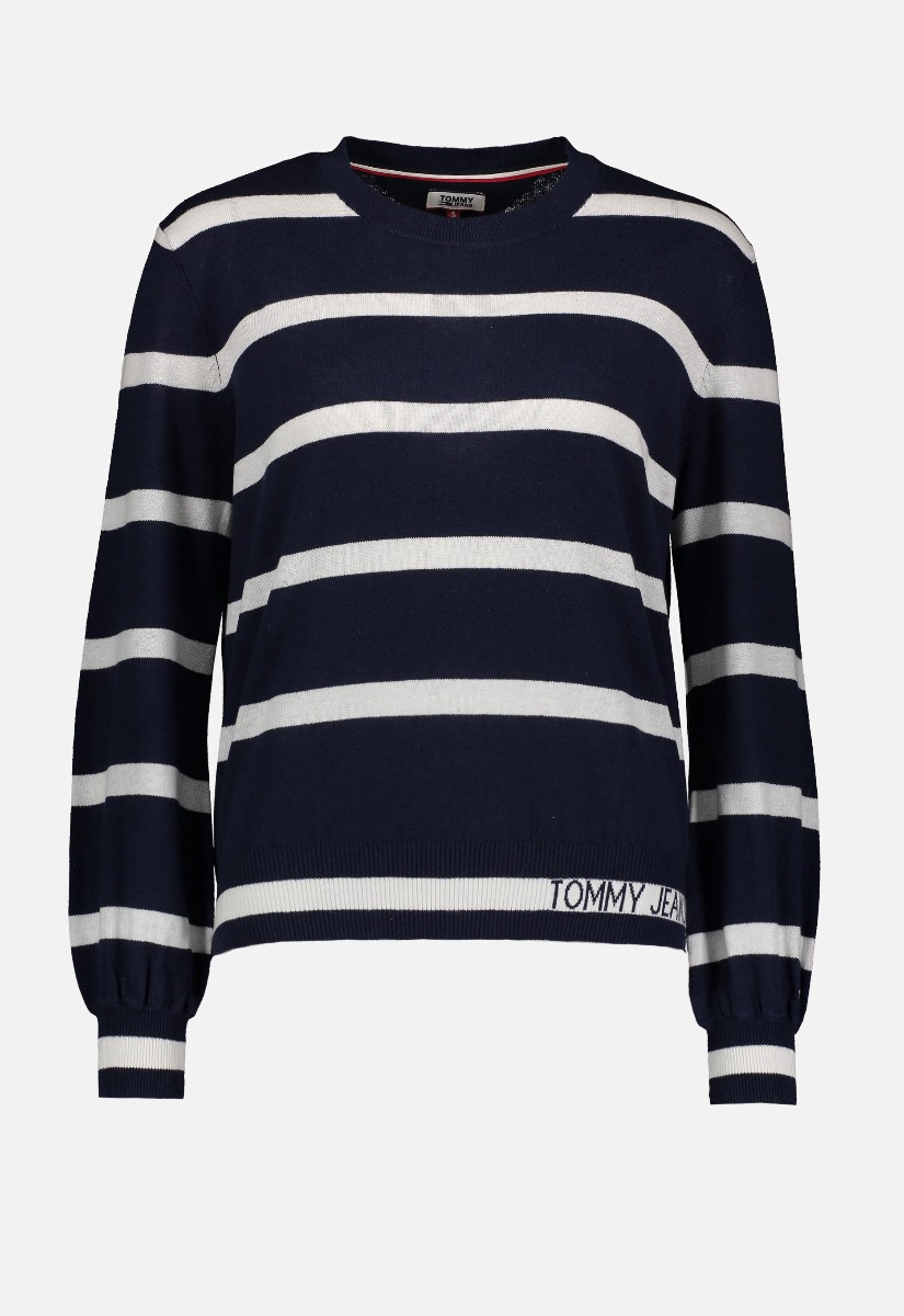 Tommy Jeans Multi Stripe Sweater