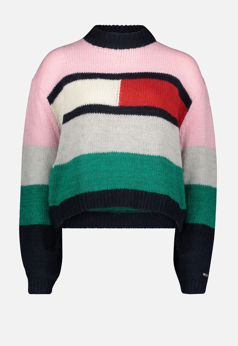 Tommy Jeans DW0DW08868 Bell Sweater
