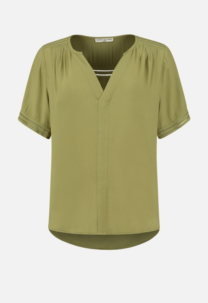 Circle of Trust Christy Blouse