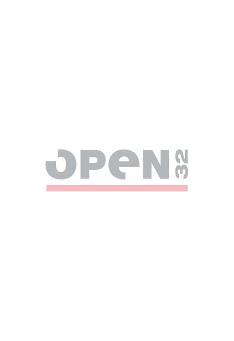 Rib Mock Neck Tee Col T-shirt