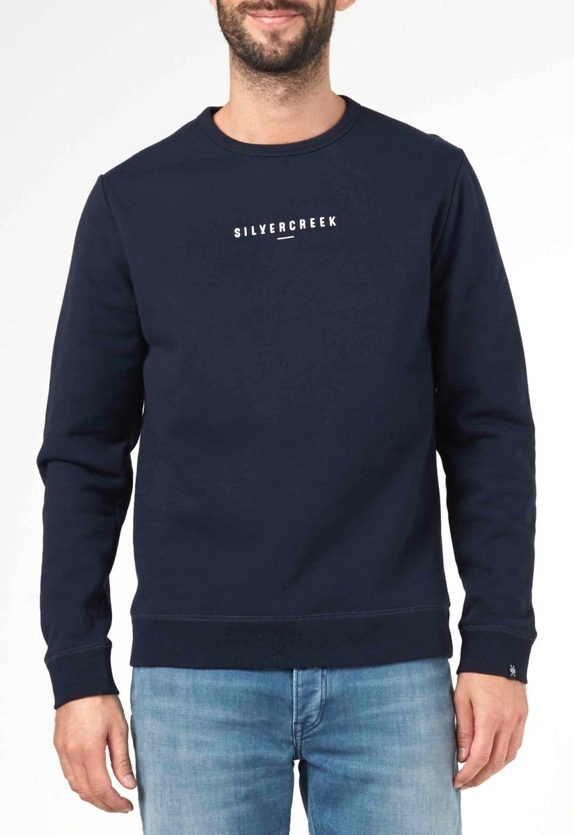 Silvercreek Logo swt Sweater