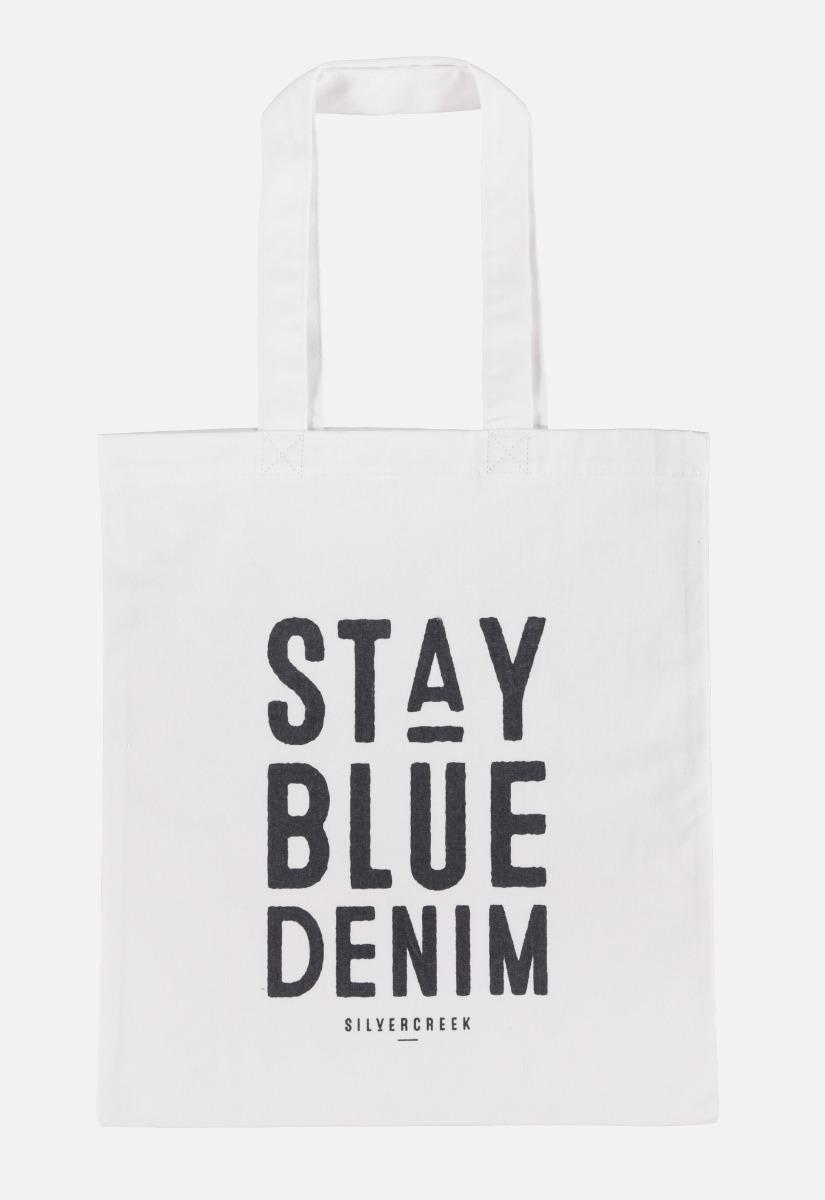 Silvercreek Stay Blue tas